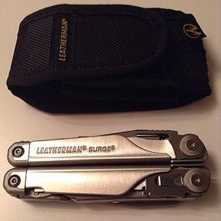 Leatherman Multi-Tool Surge Black